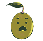 Emoji asustado